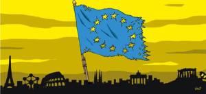 LA NASCITA DELL'EUROPA: IL MITO DELLE RADICI E LA STORIA DELLE GUERRE