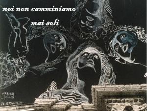 """Inaugurazione della mostra """"Noi non camminiamo mai soli"""" ed incontro su Ernesto De Martino"""