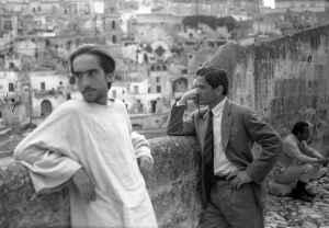 Pasolini e il vangelo, cinema e poesia