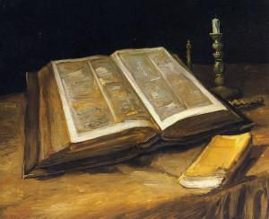 La bibbia in due puntate