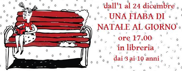 1-24 dicembre: una fiaba di Natale al giorno