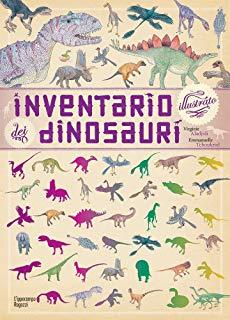 Inventario dei dinosauri, Aladjidi Virginie, L'ippocampo Ragazzi, € 15.00, dai 7 anni