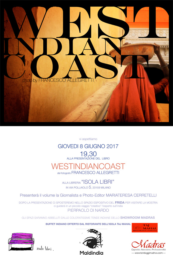 Westindian Coast: Presentazione del libro