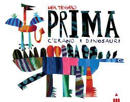 Prima c'erano i dinosauri, Gek Tessaro, Lapis, € 14.50, dai 6 anni