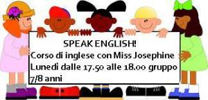isola libri speak english