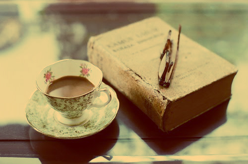Tè poetico: una tazza di poesia