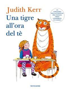 tigre all'ora del te